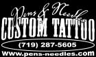 Pens & Needles Custom Tattoo Company