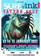 SURF n Ink Tattoo Fest Australia - The International Tattoo Convention