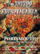 2nd Portsmouth Tattoo Extravaganza!