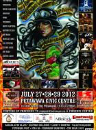 Ottawa Valley Motorcycle-Tattoo Show