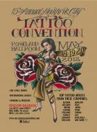 15th Annual NYC Tattoo Convention