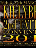 Killybegs 2nd Tattoo Convention 2011