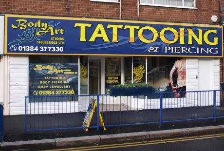 Body art maidstone