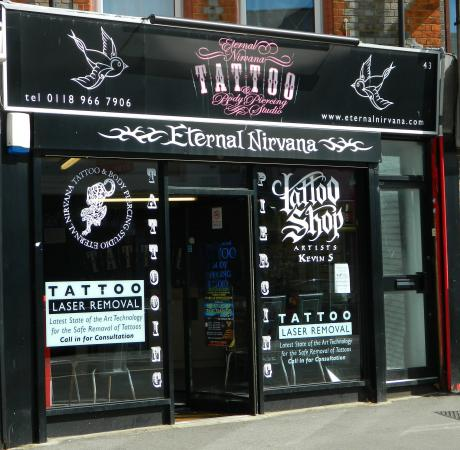 Eternal Nirvana Tattoo Studio. Clothing