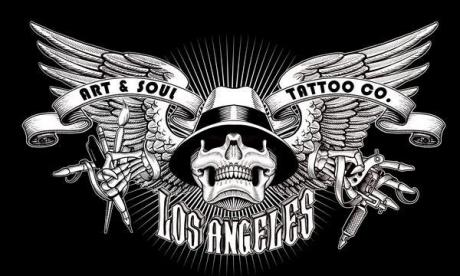 Art soul tattoo co books for Tattoo supply los angeles