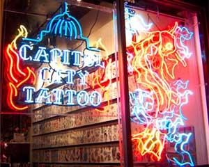 Capitol city tattoo tattoo studio for Laser tattoo removal madison wi