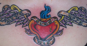 tainted hearts custom tattoo body piercing studio tattoo