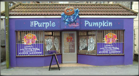purple pumkin tattoo tattoo studio