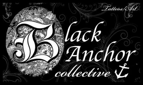 black anchor collective tattoo studio