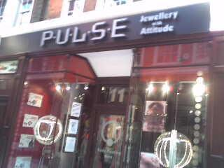 pulse tattoo jewellery ForPulse Tattoo Peterborough