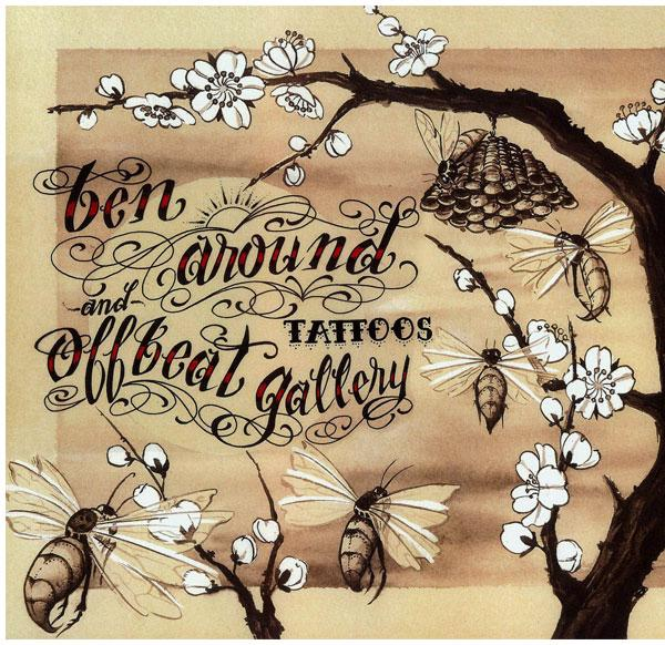 Ben Around Tattoos and Offbeat Gallery. 701 W. Main Street