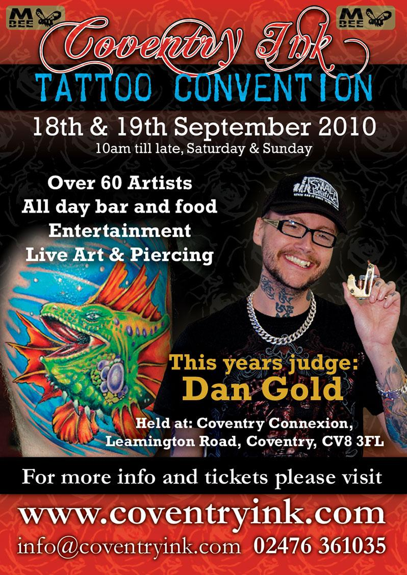 Coventry Ink Tattoo Convention