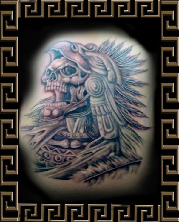 Aztec Roots Tattoo Studio