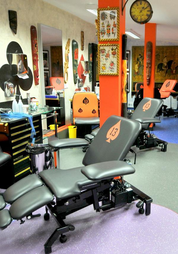 London Ink Tattoo Studio - informed is forearmed