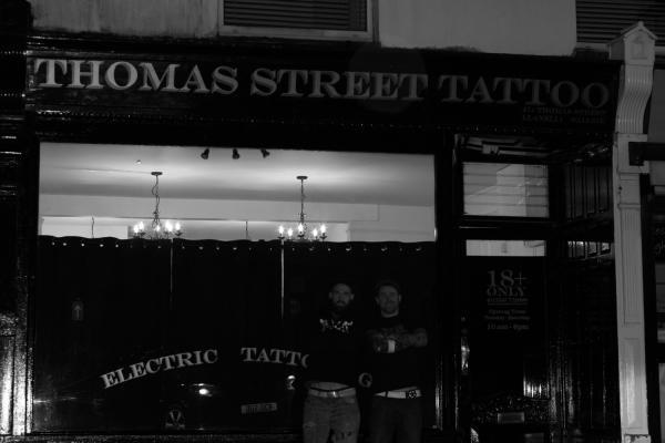 Thomas Street Tattoos