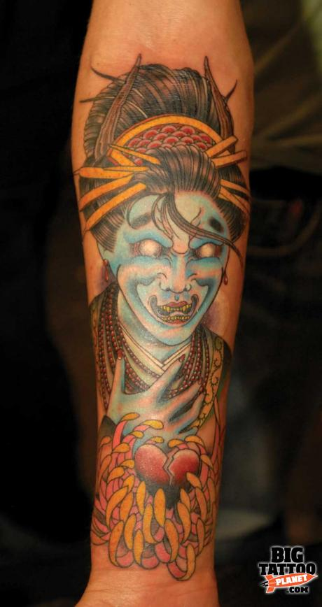 Mike by Timo - Japanese Tattoo | Big Tattoo Planet