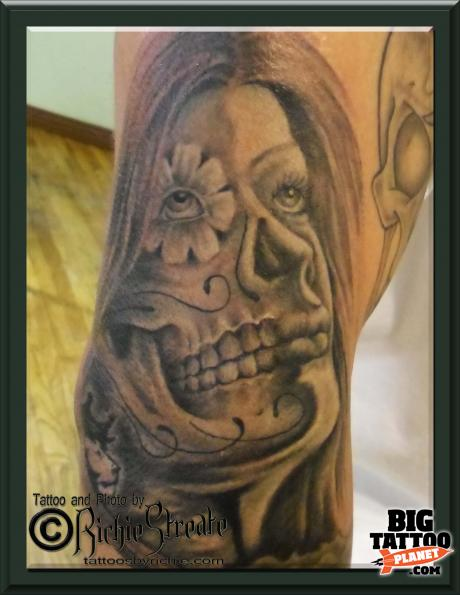 richie streate artist black and grey tattoo big tattoo planet. Black Bedroom Furniture Sets. Home Design Ideas