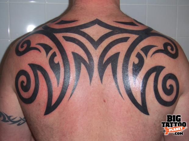 kevin bradford tribal tattoo big tattoo planet. Black Bedroom Furniture Sets. Home Design Ideas
