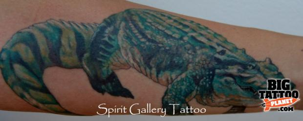 Alligator Tattoos