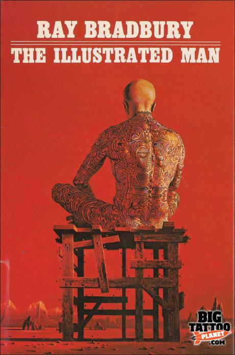 Illustrated Book Cover Ideas : Paperback writers history colour tattoo big
