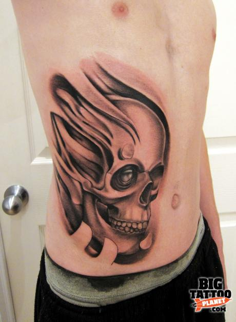 Oly Anger - Montreal - Abstract Tattoo | Big Tattoo Planet