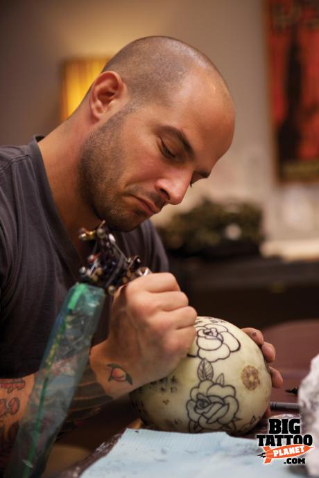 ami james ny ink tattoo big tattoo planet. Black Bedroom Furniture Sets. Home Design Ideas