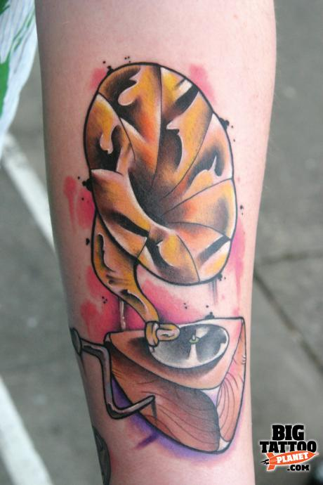 Stu by Billy Hay @ Custom Inc, Glasgow. Login or register to post comments
