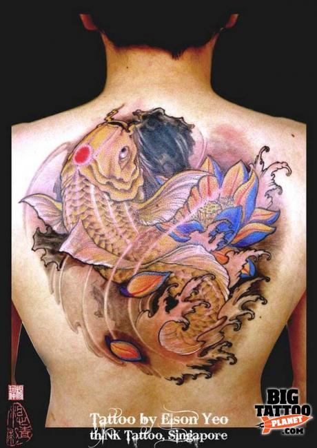 elson yeo colour tattoo big tattoo planet. Black Bedroom Furniture Sets. Home Design Ideas