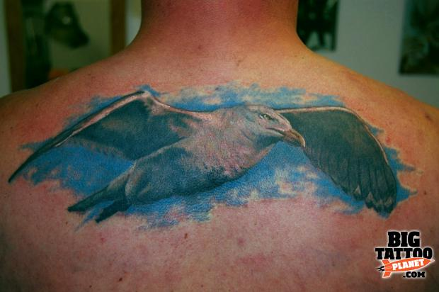 Mick J at Blue Dragon Tattoo UK 1 - Colour Tattoo | Big Tattoo Planet