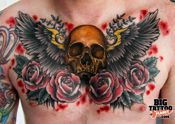 Mick Squires at Korpus Tattoo Australia 9 - Colour Tattoo | Big Tattoo