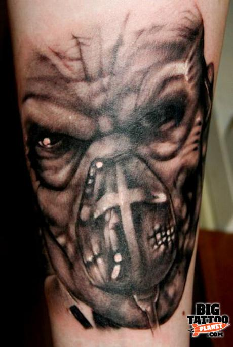 paul naylor black and grey tattoo big tattoo planet