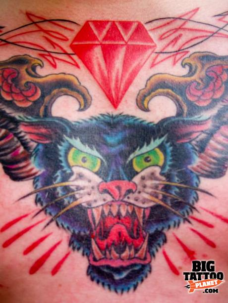 Pero at Lucky Seven Tattoo Norway 14 - Colour Tattoo | Big Tattoo Planet