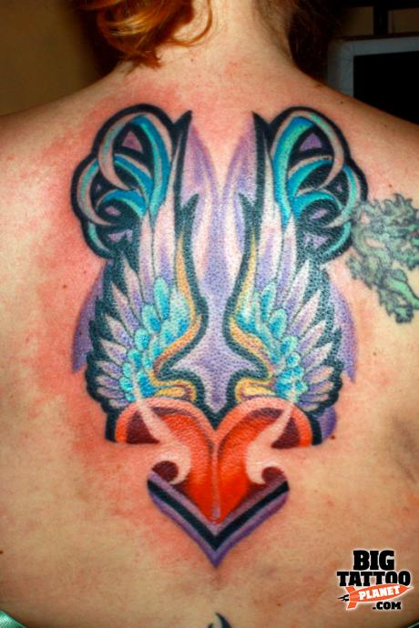Scot Winskye at Ink Well Tattoo USA 11 - Colour Tattoo | Big Tattoo Planet