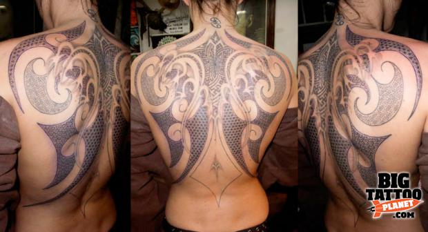 Xed Le Head Black And Grey Tattoo Big Planet Pictures