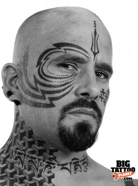 An Interview with Xed LeHead - Black and Grey Tattoo | Big ...