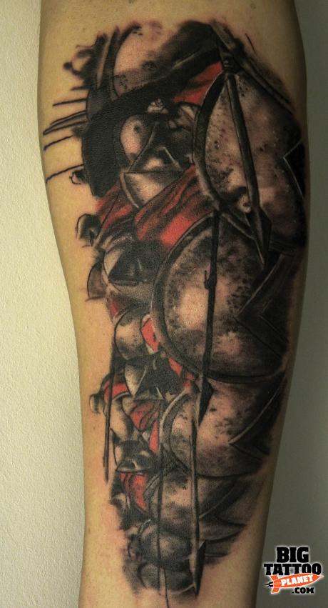 Spartan Total Warrior TATTOO (Set) ~Warrior Tattoo~. Biography · Galleries Tattoo by Gavin Rodrigues at The Inkspot - Biomechanical Tattoo | Big Tattoo