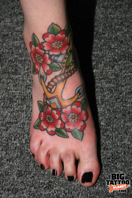 Vanessa by Kate at 2 Guns Tattoos. Login or register to post comments