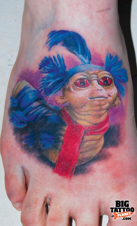 ... Art Tattoo - A Recipe for Success - Colour Tattoo | Big Tattoo Planet