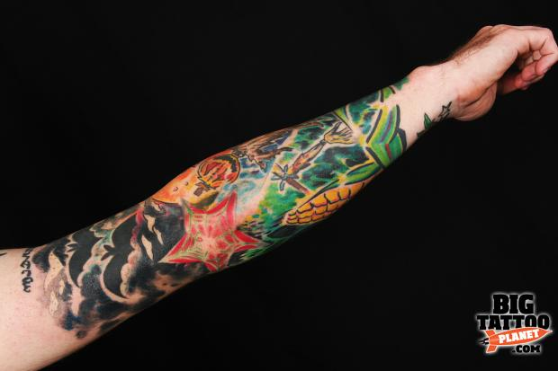State of the art derby colour tattoo big tattoo planet for State of the art tattoo