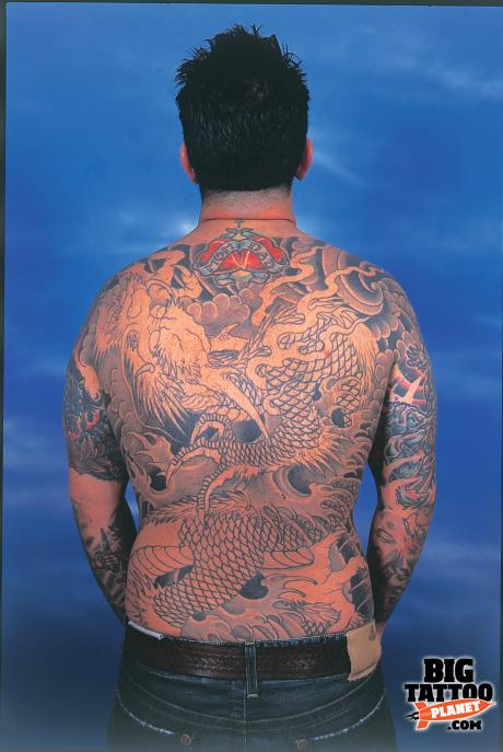 Chris Nunez - Miami Ink - Colour Tattoo | Big Tattoo Planet