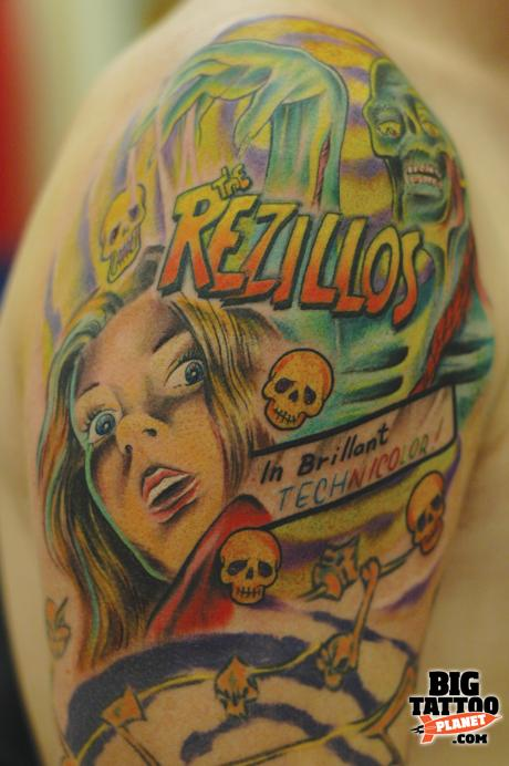 Marked for life florida female tattoo artist expo 2006 for Best tattoo artists in florida