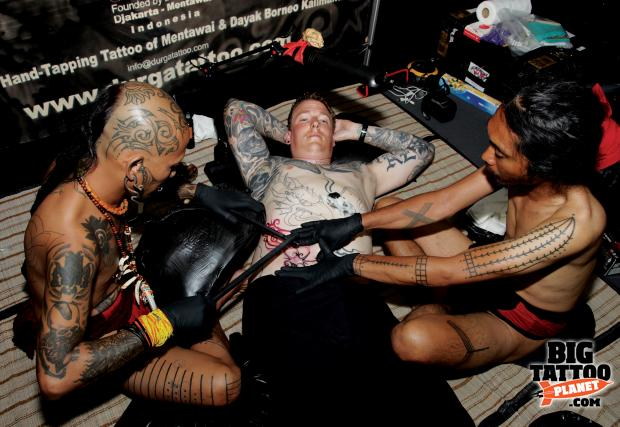 The mentawai revival project tattoo big tattoo planet for Revival tattoo and piercing