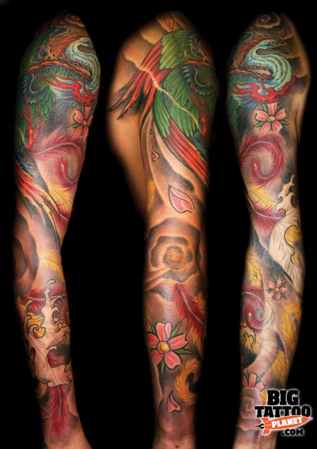 Think Before You Ink - Colour Tattoo | Big Tattoo Planet