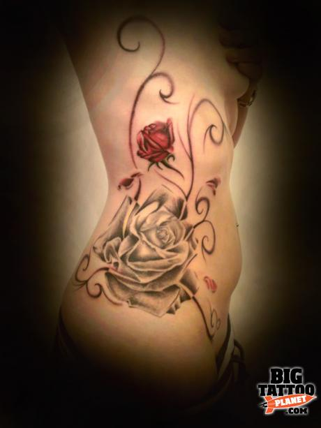 Boutink custom freehand private tattoo studio tattoo for Tattoos on women s private areas